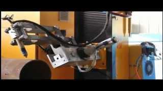 6 axis plasma cutting machine(5 axis)