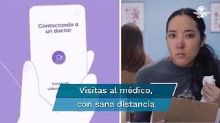 Para evitar contagios de Covid-19 en los hospitales y proporcionar datos de forma accesible, diversas firmas han creado apps para ofrecer el servicio de forma remota