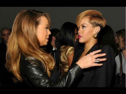 Mariah Carey vs Rihanna- Singing