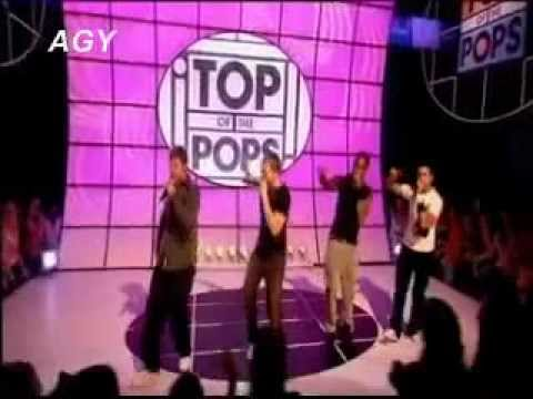 Blue - One Love ( Top Of The Pops, 31.10.2002)