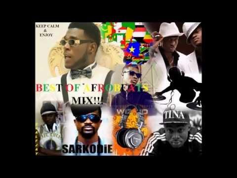 Best of Afrobeats Mix 2014 by Calf Jay