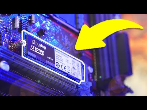 Are PCIe SSDs Worth It? 🤔 - HDD VS SATA VS NVMe!