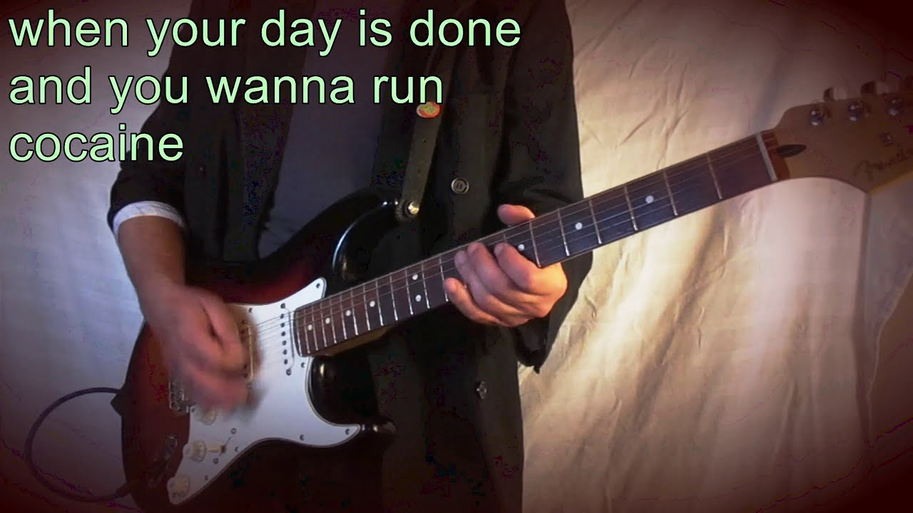 Street Fighting Man, Chords and easy riff.   YouTube