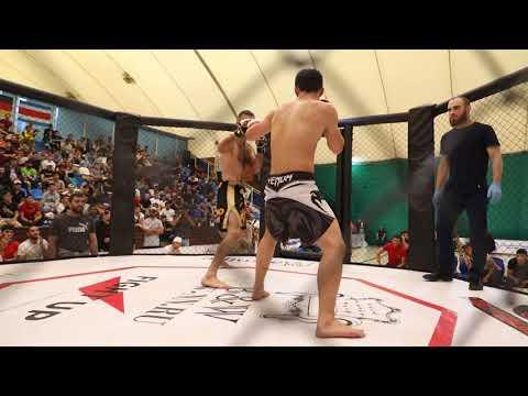 Колизей: Битва Чемпионов 7: Алишер Якубов (Таджикистан) vs. Зарлык Залкарбек (Кыргызстан)   61 кг