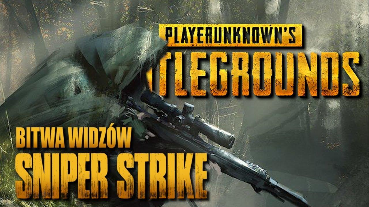 """Bitwa Widzów """"STARCIE SNAJPERÓW"""" PlayerUnknown's Battlegrounds"""