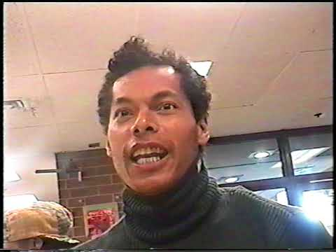 Shocking: Never Seen Footage False Arrest Of Marcus Chong Matrix By Wachowskis Who Stole His Wages.