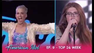 "Catie Turner: Katy Perry Goes CRAZY Over Her Cover Of ""Call Me"" By Blondie 