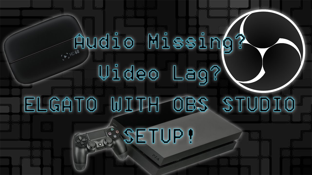 how to fix elgato resoloution obs