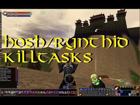 Asheron's Call Gameplay Ep. 18: Hoshino and Rynthid killtasks with my team