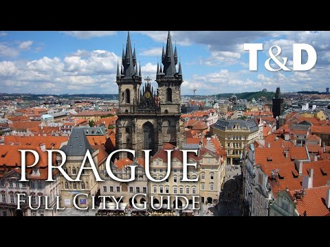 Prague City Guide - Prague Full Video Guide - Travel & Discover