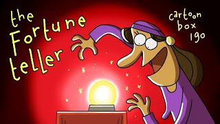 The Fortune Teller | Cartoon Box 190 | by FRAME ORDER | Hilarious dark cartoons