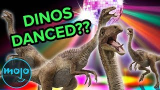 Weirdest Dinosaur Questions Answered!