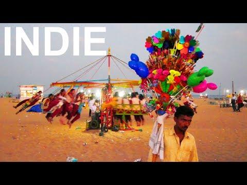NAJWIĘKSZA PLAŻA MIEJSKA - CHENNAI CZYLI MADRAS, INDIE #510