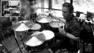 GOOD GOOD FATHER (Housefires) - Drum Cam Lukas Rick (Urban Life Worship)