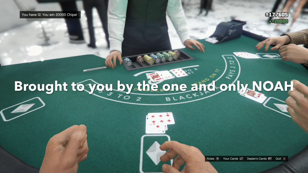 Gta Online Casino Blackjack