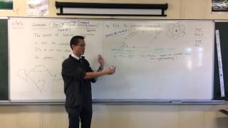 Using Quadrilateral Properties (2 of 2: Example Proof)