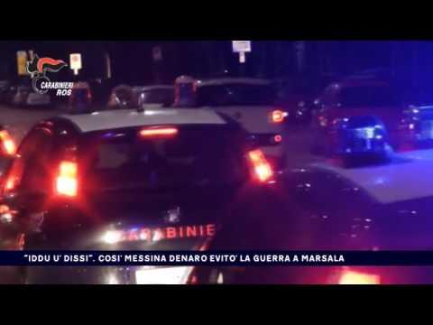 ''IDDU U' DISSI'', COSI' MESSINA DENARO EVITO' LA GUERRA A MARSALA del 10-05-2017