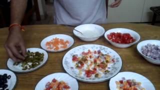 Micky Salsa Salad