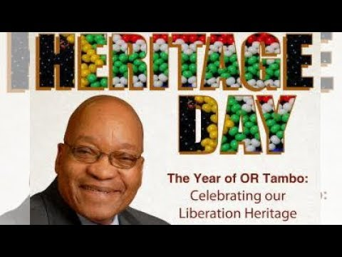Heritage Day Celebrations, Mpumalanga - 24 September 2017