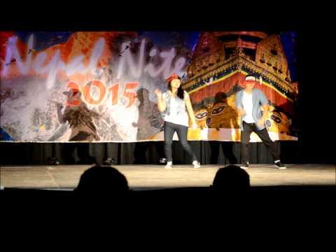 SDSU Nepal Nite 2015 NeSA