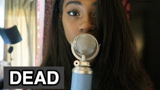 DEAD BY MADISON BEER COVER