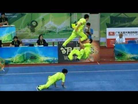 Keren Wushu Terbang- Terbang..!!!