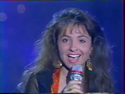 Karine Costa & Daniel Levi ( Ce reve bleu /Sacree Soiree 1992 )