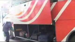 Bus Eireann Luggage Door