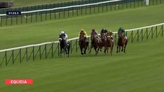 Vidéo de la course PMU PRIX DU VERT GALANT