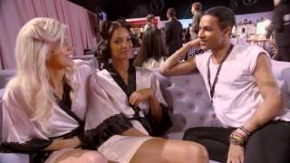 Victoria's Secret: Olivier Rousteing meets Lais Ribeiro & Devon Windsor