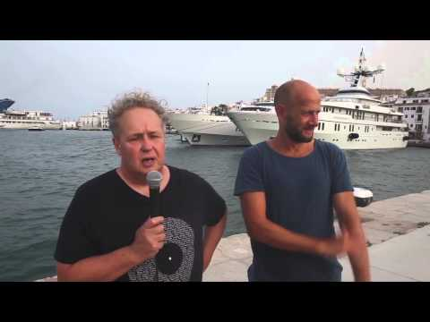 Pete Heller & Terry Farley at Glitterbox, Ibiza