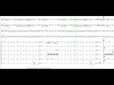Feliz Navidad | Sheet Music for Percussions Ensemble
