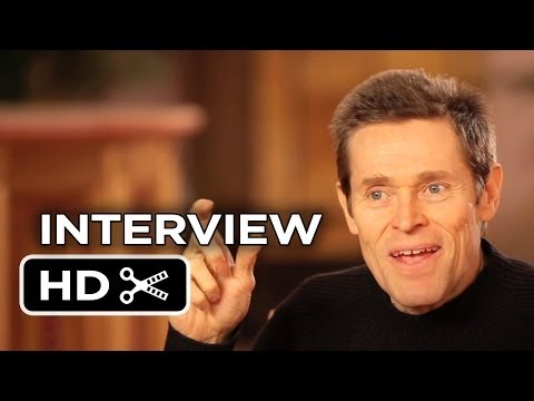 The Grand Budapest Hotel Interview - Willem Dafoe (2014) - Wes Anderson Comedy Movie HD