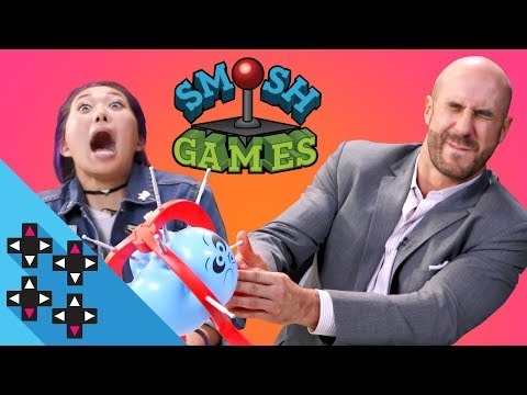 SMOSH GAMES x UUDD: MARI vs. CESARO — Boom Boom Balloon! — Expansion Pack