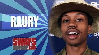 Raury Freestyles over Outkast
