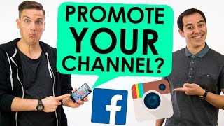 How to Promote Your YouTube Channel with Social Media