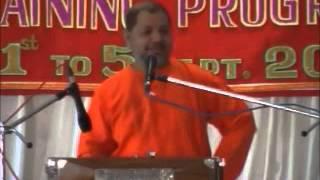 Pujya Guruji on Pujya Gurudev