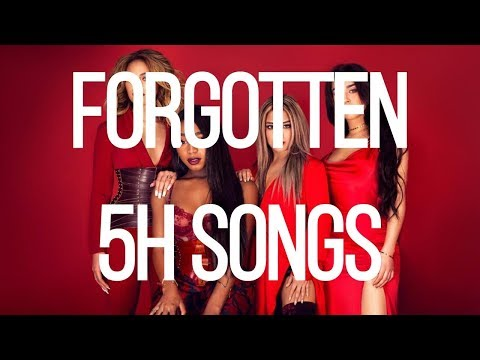 Fifth Harmony Songs That Everyone Forgot Except 5H Stans