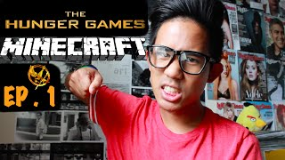 "Hunger Games Minecraft // Ep. 1 ""Someone"