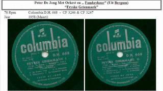 Peter de Jong - Fryske Griemmank ll (1958)