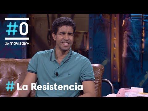 LA RESISTENCIA - Entrevista a Enhamed Enhamed   #LaResistencia 22.04.2019