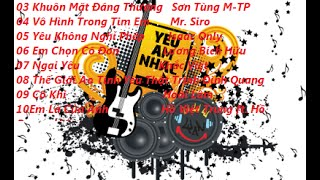 bảng xếp hạng m nhạc việt nam mới nhất thng 5 2015 mp3 zing style chipmunk cực hay
