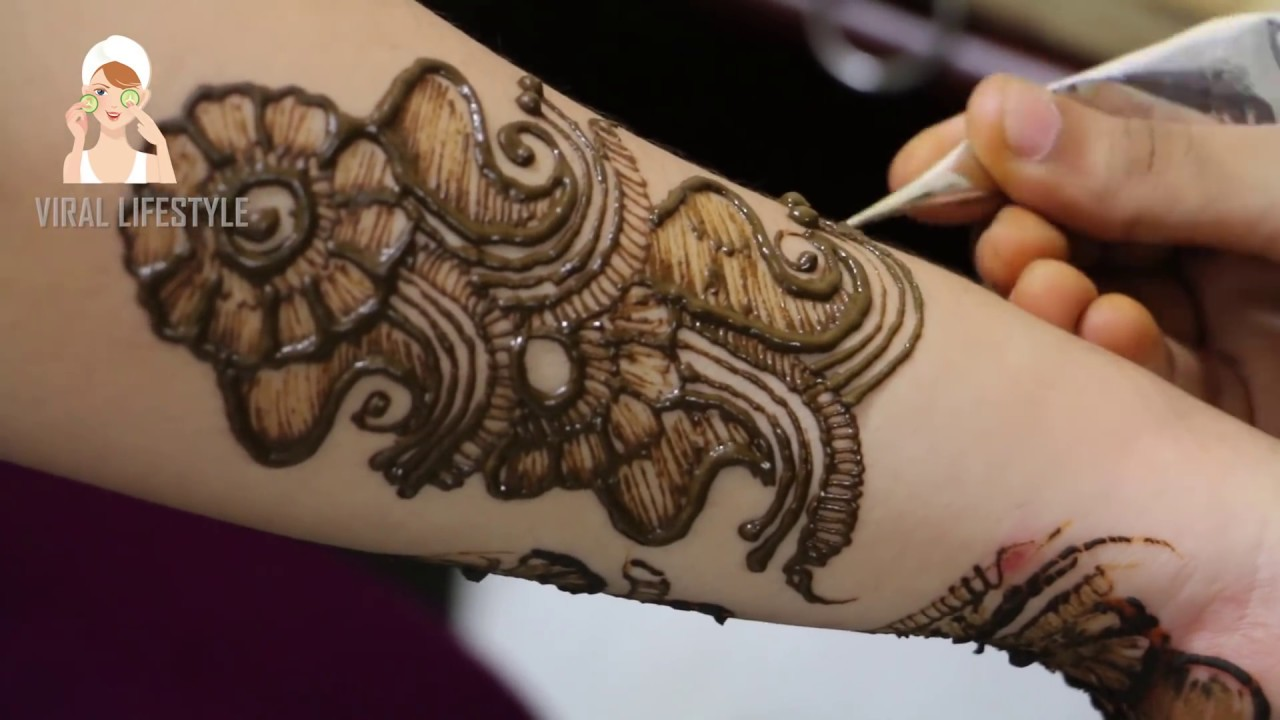 Mehndi Designs For Hands Images Pdf : Henna designs for hands step by pixshark