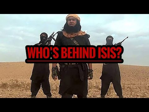Who's Behind Isis Children Killing - Who's Behind Terrorism?