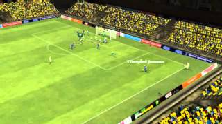 Luch vs CSKA Moscow - Yttergård Jenssen Goal 19 minutes