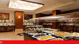 Обзор отеля Crowne Plaza Antalya в Аланья Турция