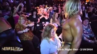 Male strippers fucking Girls party
