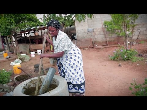 Take On: Sustainable Energy African Women Turn Manure Into Opportunity