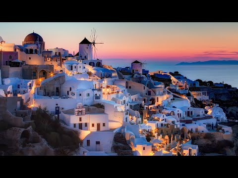 Sky Retreats in Santorini Greece | Your Best Yoga and Pilates Retreat!