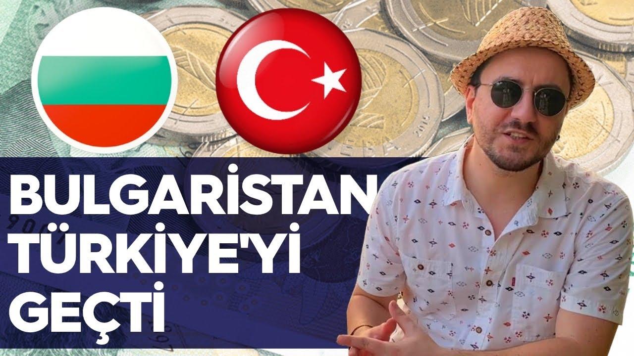 Bulgaristan'ın Milli Geliri Türkiye'yi Geçti - İnternete Sansür Ve Fakirleşme